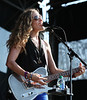 Emily Robinson of the band Court Yard Hounds performs at the Cisco Ottawa Bluesfest on Sunday, July 17, 2011. The Ottawa Bluesfest is ranked as one of the most successful music events in North America. The Canadian Press Images PHOTO/Ottawa Bluesfest/Patrick Doyle.
