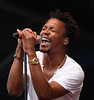 Lupe Fiasco performs at the Cisco Ottawa Bluesfest on Sunday, July 17, 2011. The Ottawa Bluesfest is ranked as one of the most successful music events in North America. The Canadian Press Images PHOTO/Ottawa Bluesfest/Patrick Doyle.