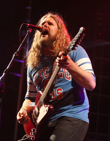 Ewan Currie of the band The Sheepdogs is seen here performing at the RBC Royal Bank Bluesfest in Ottawa on Thursday, July 12, 2012. The Ottawa Bluesfest is ranked as one of the most successful music events in North America. The Canadian Press Images PHOTO/Ottawa Bluesfest/Patrick Doyle.