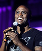 Comedian Wayne Brady performs on Tuesday, July 6, 2010 at the Cisco Ottawa Bluesfest as part of the Bluesfest's comedy series. The Ottawa Bluesfest is ranked as one of the most successful music events in North America. The Canadian Press Images PHOTO/Ottawa Bluesfest/Patrick Doyle.
