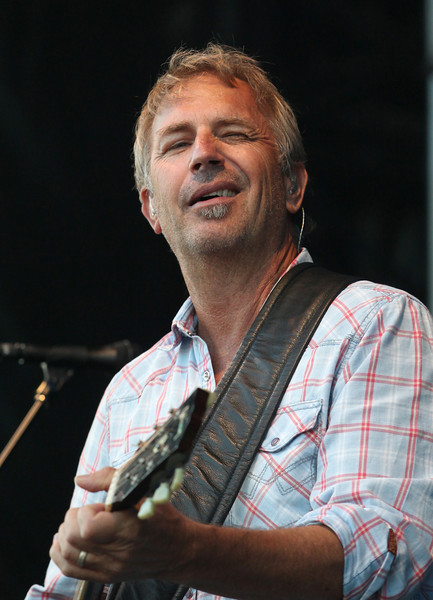 Kevin Costner and Modern West perform at the Cisco Ottawa Bluesfest on Saturday, July 17, 2010. The Ottawa Bluesfest is ranked as one of the most successful music events in North America. The Canadian Press Images PHOTO/Ottawa Bluesfest/Patrick Doyle.