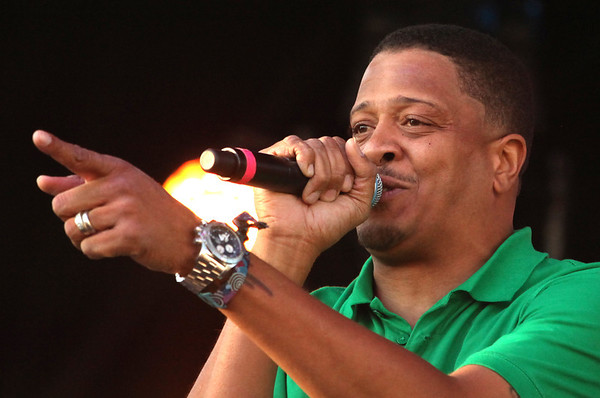 Chali 2na is seen here performing at the RBC Royal Bank Bluesfest in Ottawa on Tuesday, July 10, 2012. The Ottawa Bluesfest is ranked as one of the most successful music events in North America. The Canadian Press Images PHOTO/Ottawa Bluesfest/Patrick Doyle.