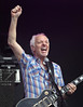 Grammy award-winning Peter Frampton performs at the Cisco Ottawa Bluesfest on Sunday, July 10, 2011. The Ottawa Bluesfest is ranked as one of the most successful music events in North America. The Canadian Press Images PHOTO/Ottawa Bluesfest/Patrick Doyle.