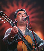 Nicolas Reyes of the Gypsy Kings, at the Corel Centre. Photo by Patrick Doyle.