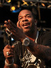 Busta Rhymes seen here perfoming at Cisco Ottawa Bluesfest on Thursday, July 16, 2009. The Ottawa Bluesfest is ranked as one of the most successful music events in North America. Patrick Doyle/Ottawa BluesFest/The Canadian Press Images.