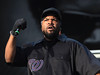 Rapper Ice Cube performs at the Cisco Ottawa Bluesfest on Tuesday, July 14, 2009. The Ottawa Bluesfest is ranked as one of the most successful music events in North America. Patrick Doyle/Ottawa BluesFest/The Canadian Press Images.