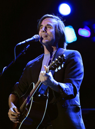 Jackson Browne performs at the Cisco Ottawa Bluesfest on Friday, July 10, 2009. The Ottawa Bluesfest is ranked as one of the most successful music events in North America. Patrick Doyle/Ottawa BluesFest/The Canadian Press Images.