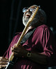 Ottawa-07/07/02-'The Holmes Brothers' in concert at the Bluesfest. Singer and guitar player Wendell Holmes. Photo by Patrick Doyle.