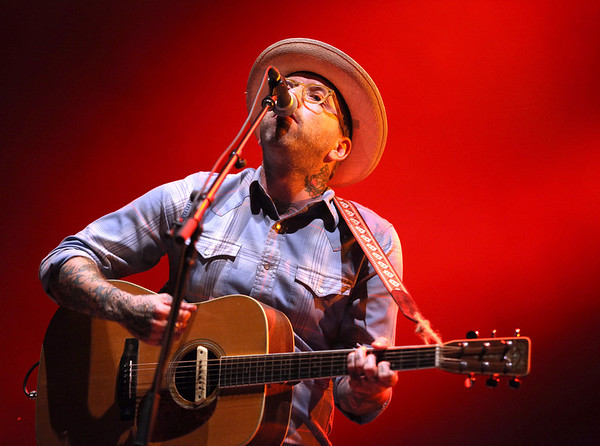 City and Colour is seen here performing at the RBC Royal Bank Bluesfest in Ottawa on Friday, July 6, 2012. The Ottawa Bluesfest is ranked as one of the most successful music events in North America. The Canadian Press Images PHOTO/Ottawa Bluesfest/Patrick Doyle.