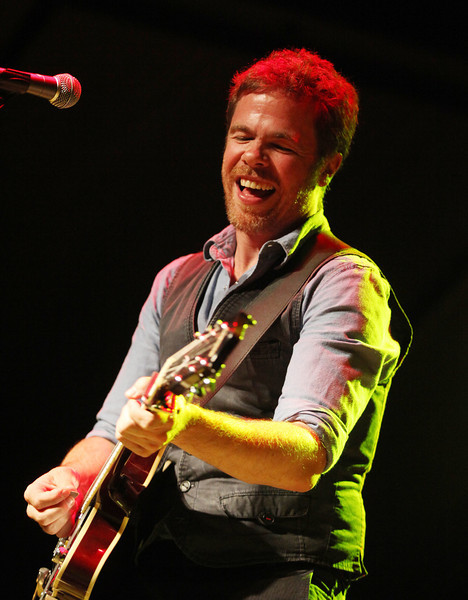 Josh Ritter performs at the Cisco Ottawa Bluesfest on Sunday, July 10, 2011. The Ottawa Bluesfest is ranked as one of the most successful music events in North America. The Canadian Press Images PHOTO/Ottawa Bluesfest/Patrick Doyle.