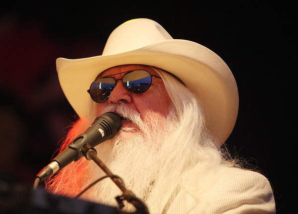 Leon Russell performs at the Cisco Ottawa Bluesfest on Sunday, July 10, 2011. The Ottawa Bluesfest is ranked as one of the most successful music events in North America. The Canadian Press Images PHOTO/Ottawa Bluesfest/Patrick Doyle.