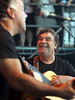 (L to R) Andre Reyes and Nicolas Reyes of the band Gipsy Kings perform at the Cisco Ottawa Bluesfest on Wednesday, July 7, 2010. The Ottawa Bluesfest is ranked as one of the most successful music events in North America. The Canadian Press Images PHOTO/Ottawa Bluesfest/Patrick Doyle.