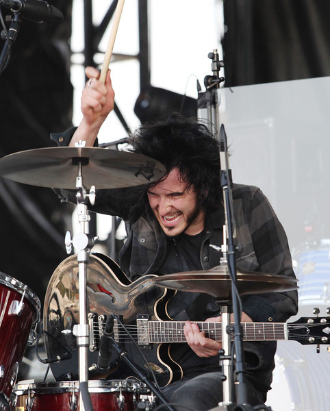 Jordan Cook aka ReignWolf is seen here performing at the RBC Royal Bank Bluesfest in Ottawa on Friday, July 13, 2012. The Ottawa Bluesfest is ranked as one of the most successful music events in North America. The Canadian Press Images PHOTO/Ottawa Bluesfest/Patrick Doyle.