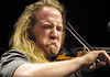 Ottawa-07/22/01-Jazz violinist Christian (Chris)  Howes at the Jazz Frestival. Photo by Patrick Doyle.