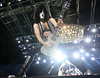 Paul Stanley of the band KISS seen here perfoming at Cisco Ottawa Bluesfest on Wednesday, July 15, 2009. The Ottawa Bluesfest is ranked as one of the most successful music events in North America. Patrick Doyle/Ottawa BluesFest/The Canadian Press Images.