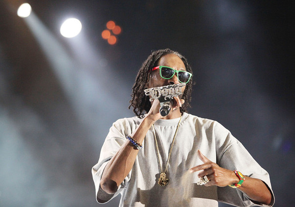Snoop Dogg is seen here performing at the RBC Royal Bank Bluesfest in Ottawa on Tuesday, July 10, 2012. The Ottawa Bluesfest is ranked as one of the most successful music events in North America. The Canadian Press Images PHOTO/Ottawa Bluesfest/Patrick Doyle.