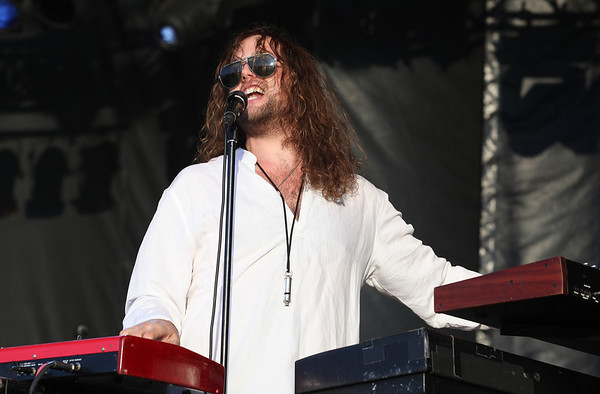 A.J. Vincent of the band The Bright Light Social Hour is seen here performing at the RBC Royal Bank Bluesfest in Ottawa on Saturday, July 7, 2012. The Ottawa Bluesfest is ranked as one of the most successful music events in North America. The Canadian Press Images PHOTO/Ottawa Bluesfest/Patrick Doyle.