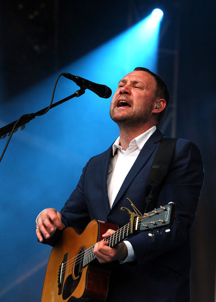 David Gray is seen here performing at the RBC Royal Bank Bluesfest in Ottawa on Friday, July 6, 2012. The Ottawa Bluesfest is ranked as one of the most successful music events in North America. The Canadian Press Images PHOTO/Ottawa Bluesfest/Patrick Doyle.