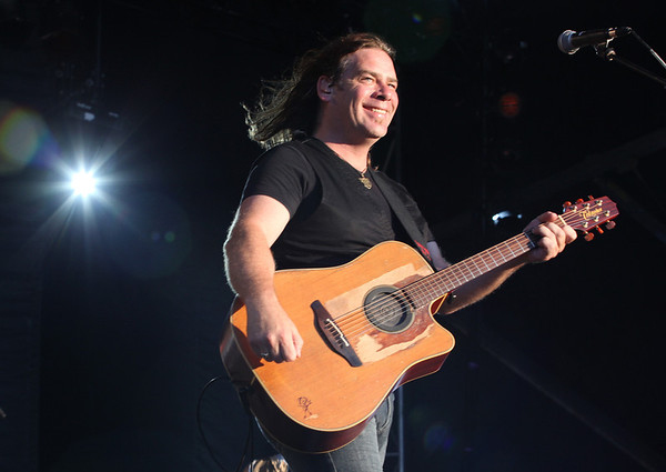 Alan Doyle is seen here performing at the RBC Royal Bank Bluesfest in Ottawa on Wednesday, July 4, 2012. The Ottawa Bluesfest is ranked as one of the most successful music events in North America. The Canadian Press Images PHOTO/Ottawa Bluesfest/Patrick Doyle.
