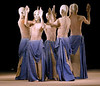 Ottawa- Japanese dance at the NAC Saturday night.'Sankai Juku: Hibiki'. Photo by Patrick Doyle