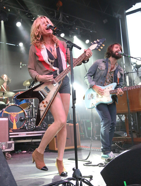 Grace Potter and the Nocturnals are seen here performing at the RBC Royal Bank Bluesfest in Ottawa on Wednesday, July 4, 2012. The Ottawa Bluesfest is ranked as one of the most successful music events in North America. The Canadian Press Images PHOTO/Ottawa Bluesfest/Patrick Doyle.