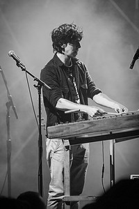 @maxzt of House of Waters shows why he is a master of the Hammered Dulcimer during a performance at the Roxian Theatre, McKees Rocks PA, Wednesday May 15th 2019.   @houseofwaters @moto_fukushima @IgnacioRivasBixio  @roxianlivepgh #roxiantheatre #roxian #houseofwaters #music #jazz #pittsburgh #pittsburghmusic