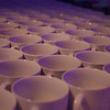 Cups in waiting