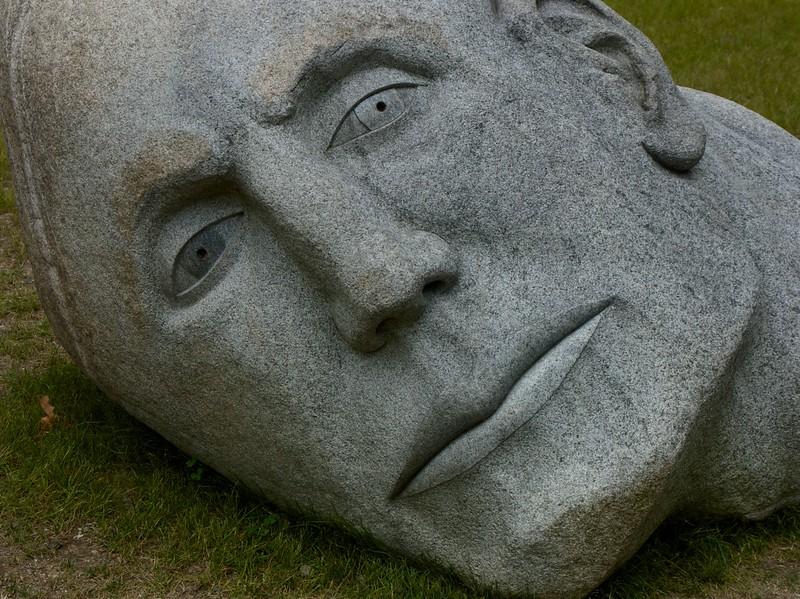 Listening Stone by Joseph Wheelwright