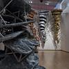 Collapsing Pillar and Alchemist Triptych by Blane De St. Croix