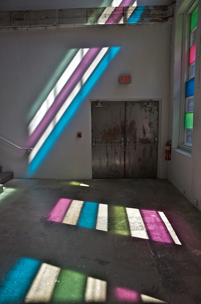 The Cartographer's Conundrum by Sanford Biggers