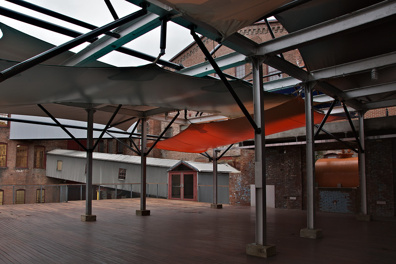 Industrial Deck