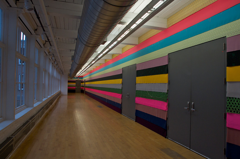 Installation: Colors, No Figures by Fransje Killaars