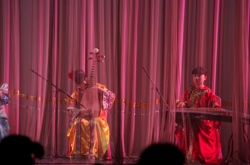 Tang Era Instrumental Assemble