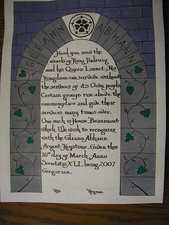 Caitriona's Original Scrolls