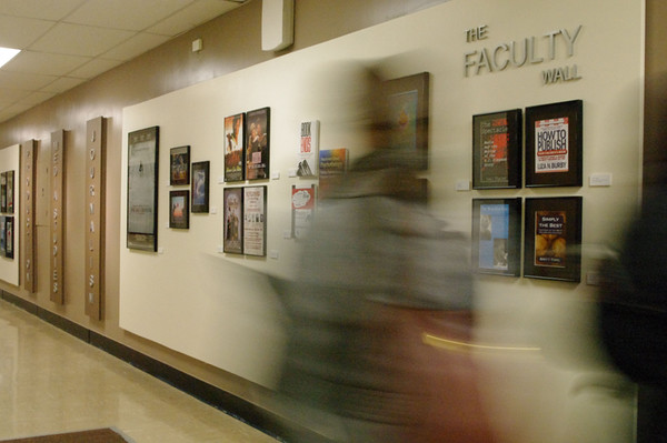 The Faculty Wall