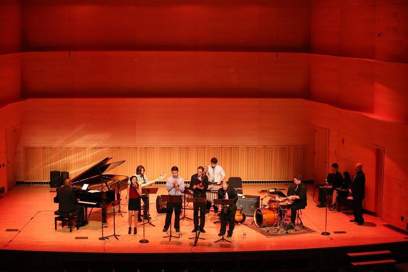 Adelphi Jazz Ensemble