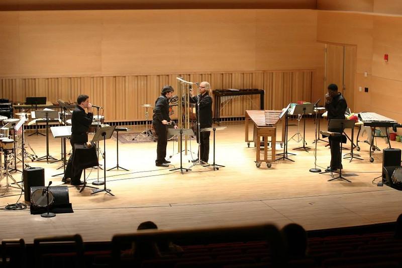 Adelphi Percussion Ensemble