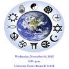 Interfaith Dialogue flyer