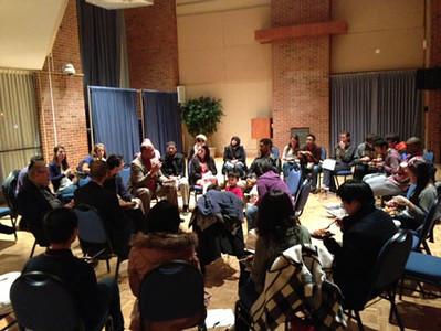 An Evening of Interfaith Dialogue