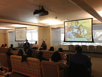 Peace Corps: International Education Panel