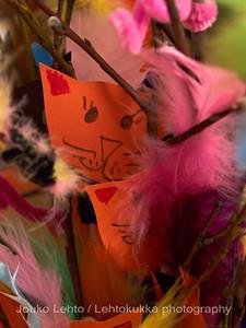 Pääsiäsikoristeet - Easter decorations