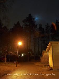 Kuutamolla, tuplakuu - Moonshine, double moon