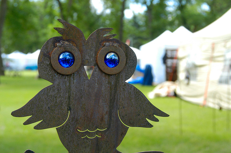 Arts in the Park 2017