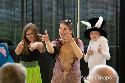 Paradise Summer Arts Series -  Youth Theatre Night-3675