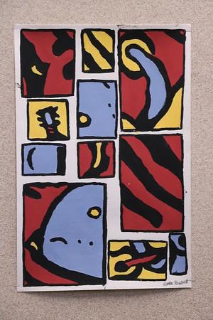 2D Art Abstract Comics 2-3-17