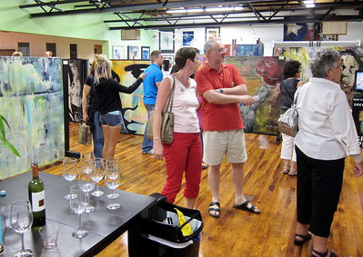 Art Walk Fort Myers -First Friday