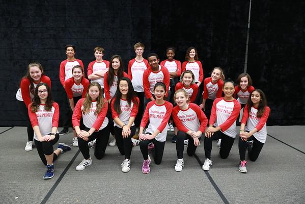 2016-2017 SAAS Dance Project
