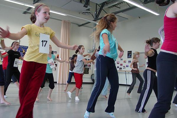 2007 Dansation Auditions