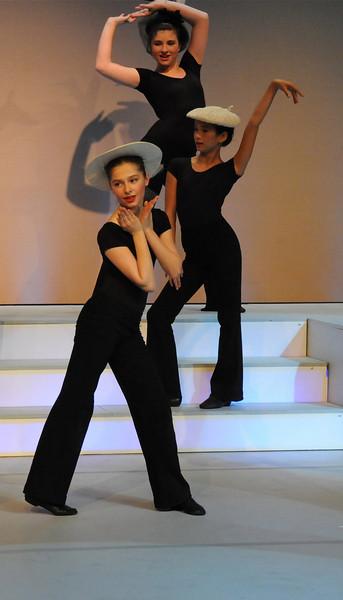 2011 MS Dance Project / US Advanced Dance Show
