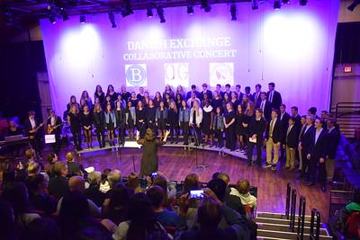 Danish Exchange Collaborative Concert